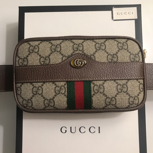 b01e36f451be Gucci Bags | Ophidia Gg Supreme Belted Bag | Poshmark